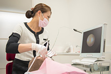 見える治療が変えていく口腔内管理。